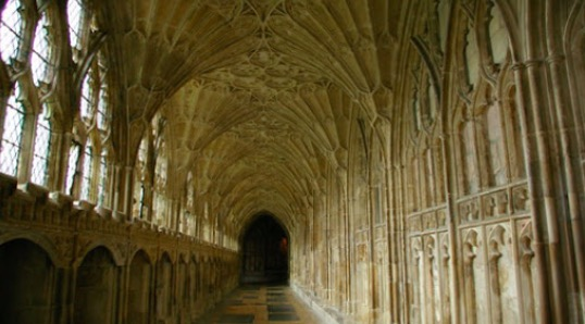 Cathedrale de Gloucester