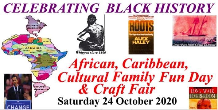 Craft Fair Black History Month