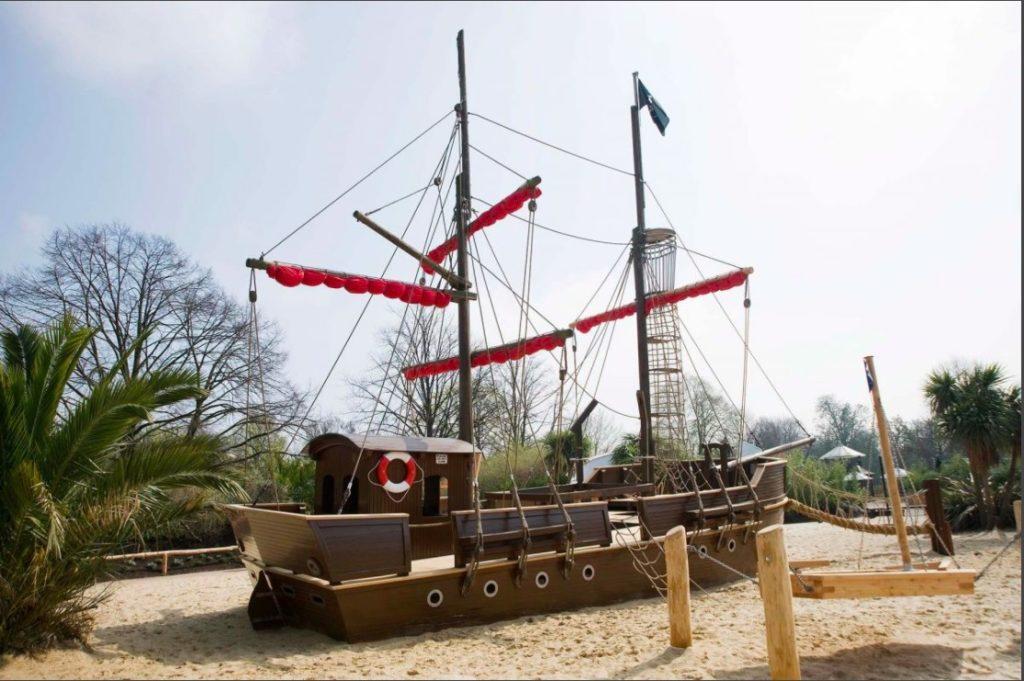 Playground Diana memorial