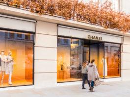 chanel boutique new bond street londres