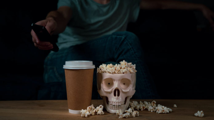 netflix films halloween