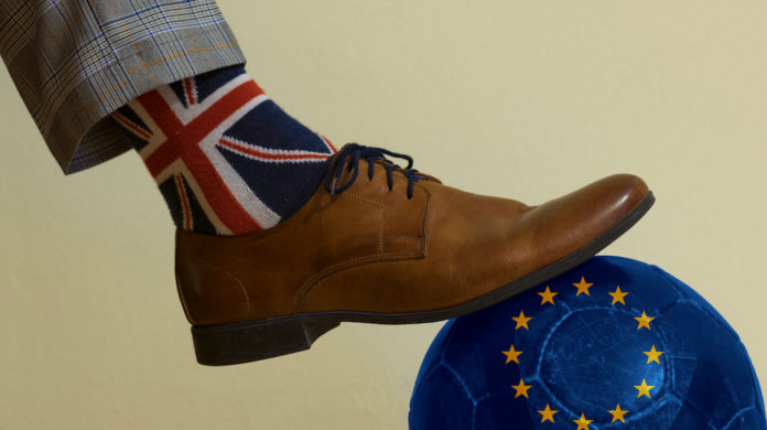 parlons brexit foot golf