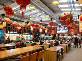 food hall London
