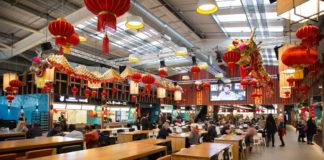 food hall London