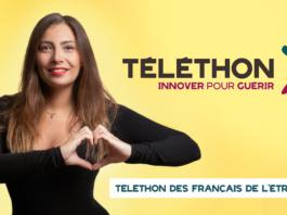 julie danel telethon francais londres
